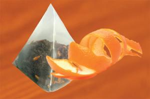 Té Negro con Corteza de Naranja