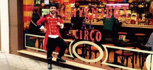 La Casa del Café - Circo Antroxu 2016